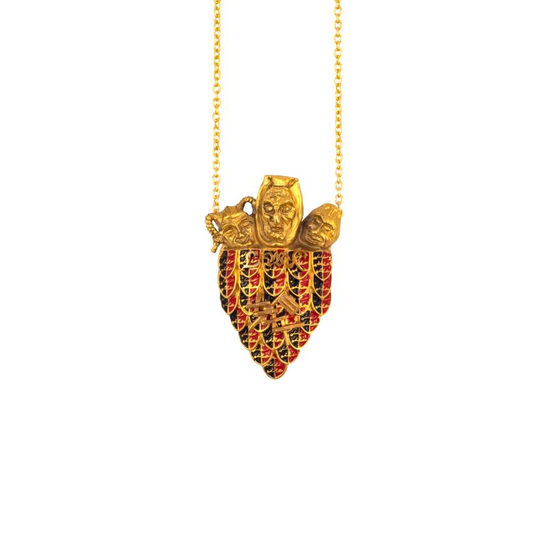 Goldener Brauchtumsorden (inkl. Urkunde)