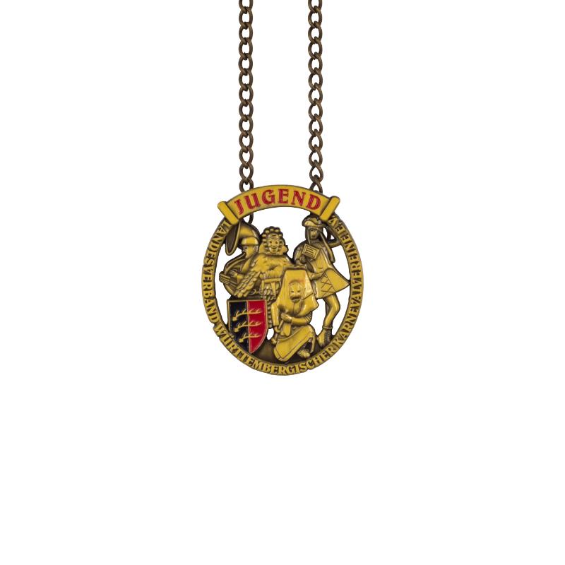 Bronzener Jugendorden (inkl. Urkunde)