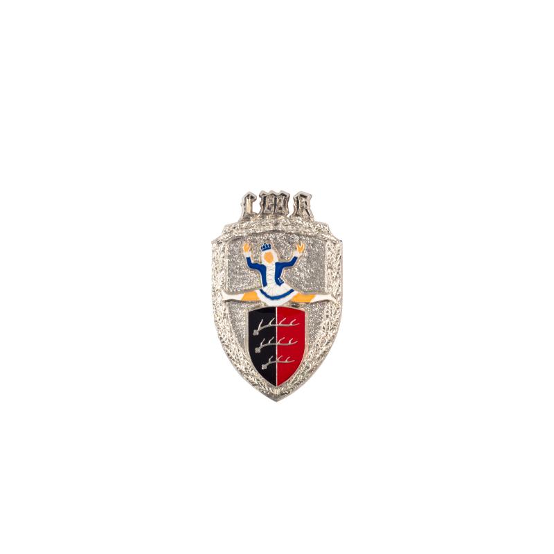 Silberner Gardeorden (inkl. Urkunde)